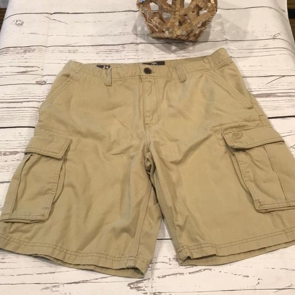 a3dc1079da Timberland Shorts | Mens Beige Cargo Size 34 | Poshmark